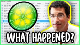 The Rise and Fall of LimeWire