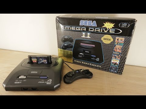 FAKE Sega Mega Drive/Genesis! Good or BAD?