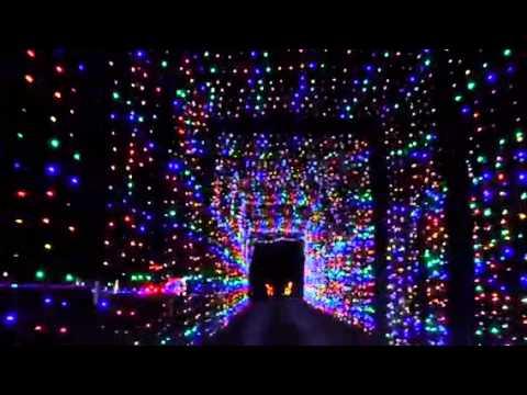 Don Strange Ranch Christmas lights - YouTube