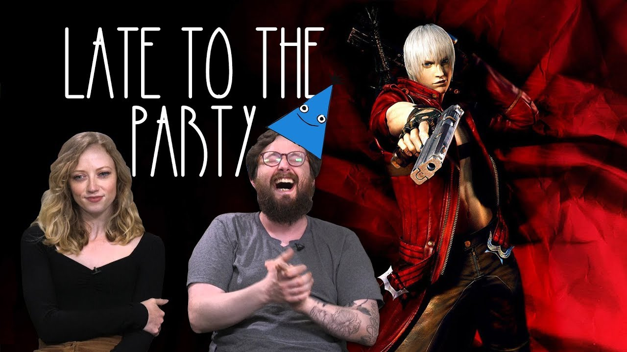 Let's Play Devil May Cry - Late to the Party
