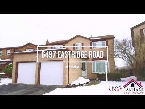 6497 Eastridge Road Mississauga