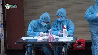 Cập nhật kết quả xét nghiệm khẳng định trường hợp nghi ngờ nhiễm COVID-19 tại Quận 3