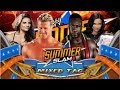 Download WWE SummerSlam 2013 Dolph Ziggler and Kaitlyn Vs Big E Langston and AJ Lee MP3 song and Music Video