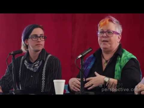 Part 1: Polytalks with Wry, Janet Hardy (Ethical Slut co-author), & Morgan