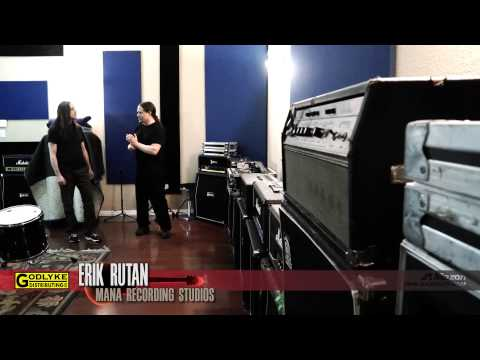 Studio Tour with Hate Eternal's Erik Rutan (Mana Recording Studios)
