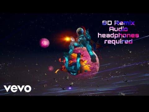 THE SCOTTS, Travis Scott, Kid Cudi - THE SCOTTS (8D Audio+ Lyrics) (FORTNITE ASTRONOMICAL EVENT)