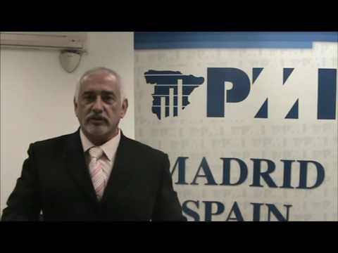 Jesús Vázquez sobre PMIMadridCongreso