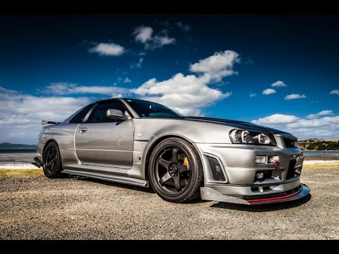 Nissan skyline horsepower