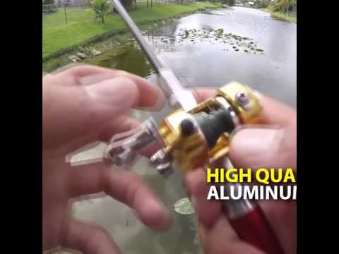 EASYCATCH PORTABLE TELESCOPIC FISHING ROD