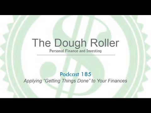 DR 185: Applying Getting Things Done to your Finances