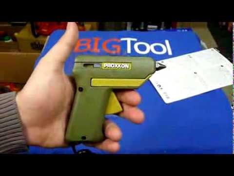 Клеящий пистолет Proxxon  HKP 220