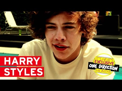 """""""My Dream Girl Is.."""" - Harry Styles Answers Your Questions!"""