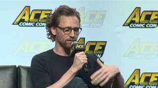 Tom Hiddleston and Tom Holland: Loki and Spider-Man Panel | ACE Comic Con Seattle