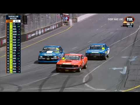 Touring Car Masters - 'Trophy Race' - Adelaide 500 – 2020