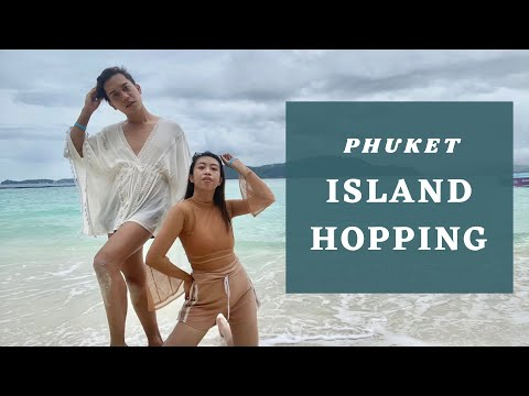 PHUKET ISLAND HOPPING 2021   RONA SALES