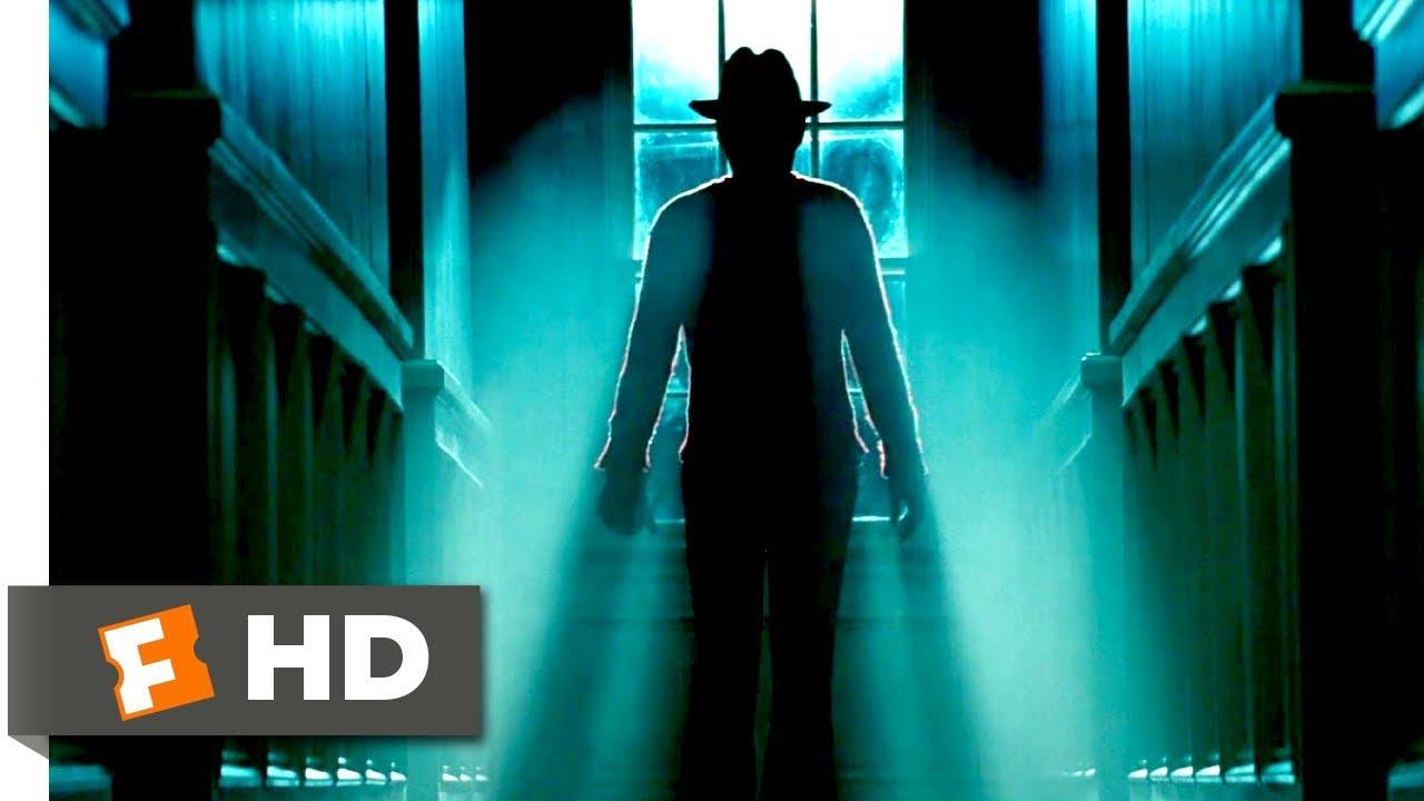 INA: A Wet Dream On Elm Street Scene