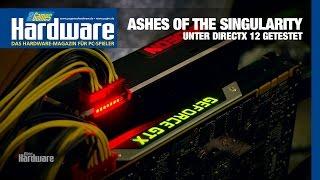 DirectX 12: Fury X + Titan X Multi GPU Mix | Ashes of the Singularity