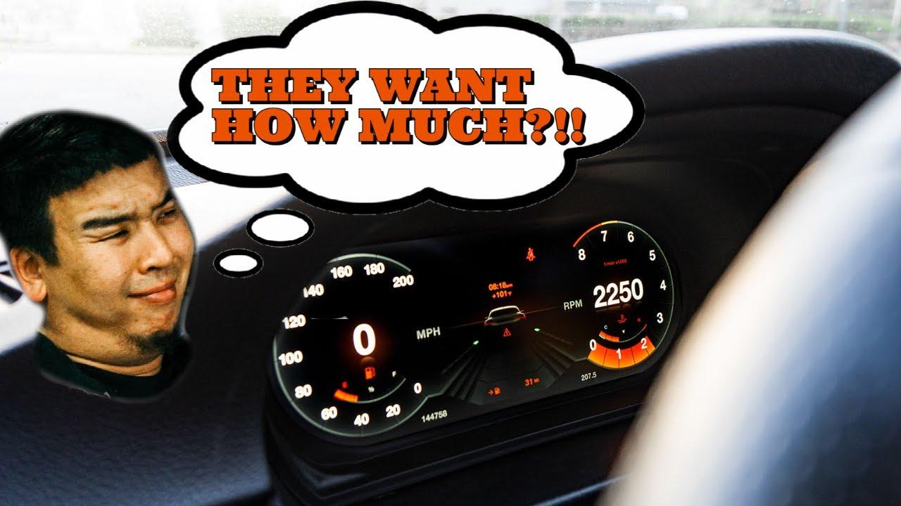 The Insane BMW Interior Mod Everyone Wants But Refuses To Pay For (E90, E82, E60, E70)