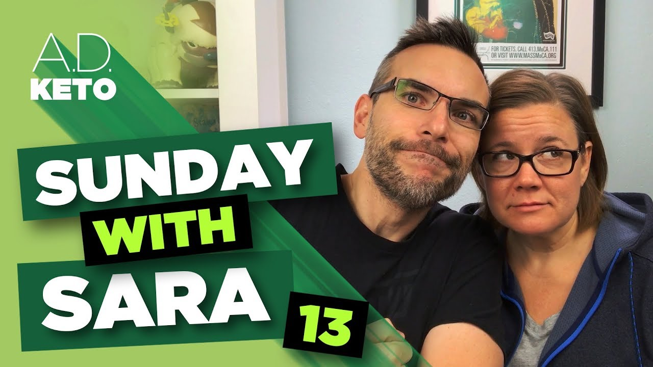 Download Sunday with Sara week 13 | Back on Track | Fasting | Weird Dreams