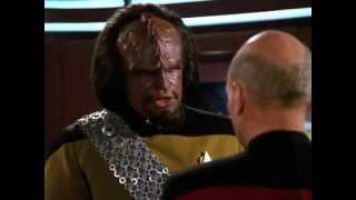 Picard is Worf