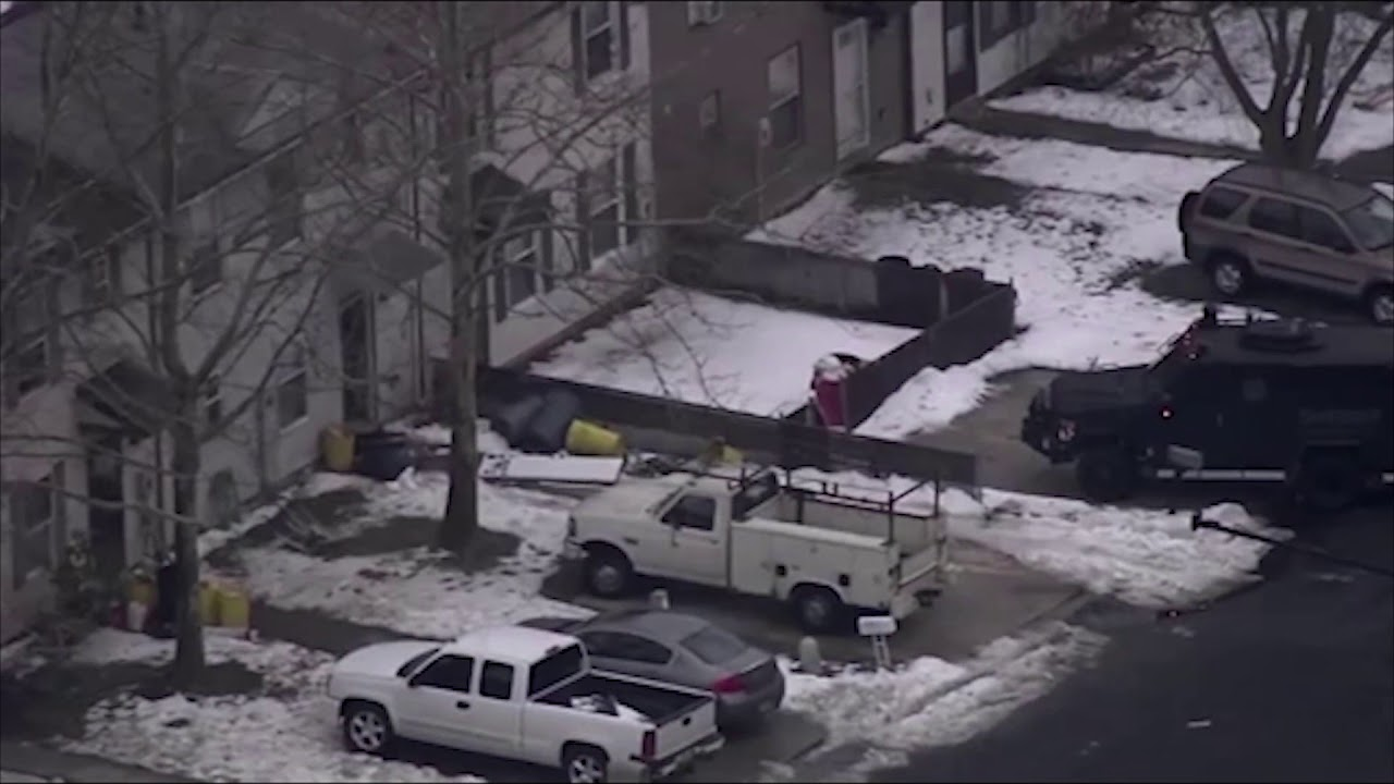 Suspect Found Dead After 12-hour Standoff in Gloucester Twp , NJ