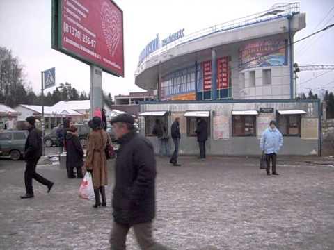 Всеволожский вокзал
