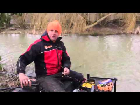 Sweetcorn fishing for carp... with a twist!