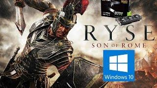 Ryse Son of Rome na GTX 970 - Windows 10 [1080p]