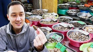 HAI PHONG STREET FOOD - Eating Snails, Seafood, and Fertilized Quail Eggs | VIETNAMESE FOOD