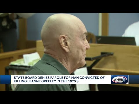 Parole denied for man convicted of killing woman in 1975
