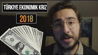 Dolar Neden Yükseliyor? Nasıl Düşer? (Türkiye Ekonomik Krizi 2018)
