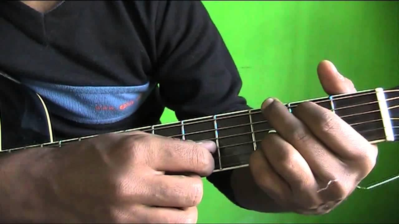 Meri maa guitar chords lesson yaariyan - YouTube