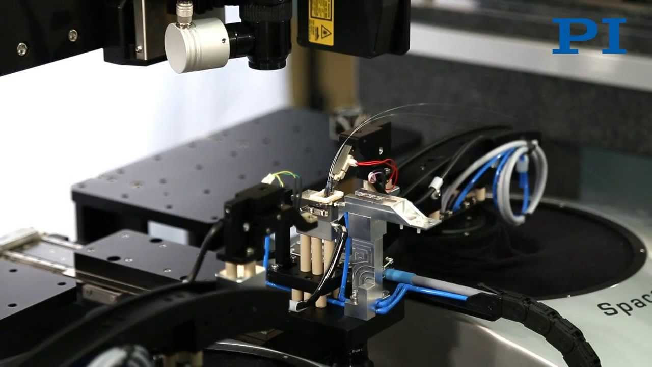 Silicon Photonics Automated Alignment Manufacturing Of