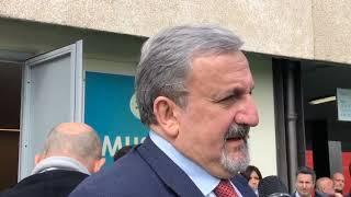 Emiliano: «Ruolo Politecnico fondamentale per trovare soluzione ai problemi ambientali»