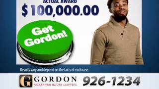 Louisiana Injury Lawyer | Gordon McKernan Injury Attorneys | I Like the Settlement I Got