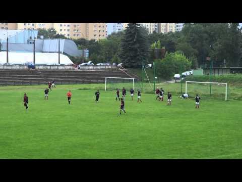 2 bramki Marcina Żewlakowa w meczu oldbojów: Marymont Warszawa - Polonia 7:3. 24.06.2013