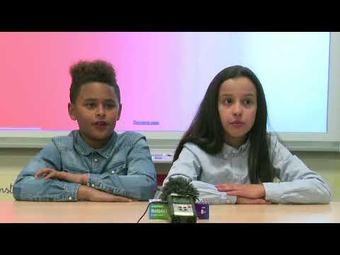 Le JT des enfants de l'école Jules Ferry (Roubaix)