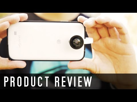 Product Review   Fisheye Lens For Your Phone