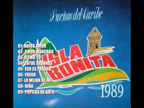 AMOR MARCADO - ISLA BONITA