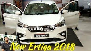 New Maruti Suzuki Ertiga 2018 Detailed Review