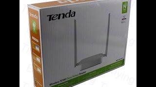 AP imut Tenda N301, murmer bisa mode client router