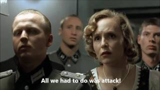 Hitler (or Mike Ashley) Finds Out Newcastle Are Relegated (A Second Time)