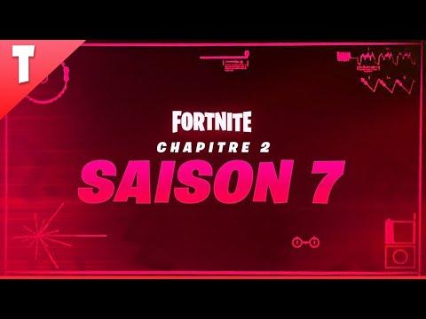Fortnite SAISON 7 👽 (Gameplay, Secrets & Nouveautés)