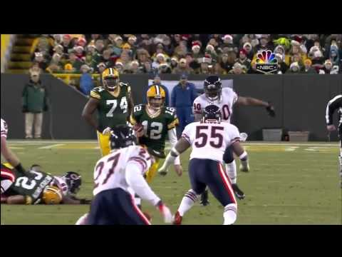 Aaron Rodgers VS Briggs and Urlacher