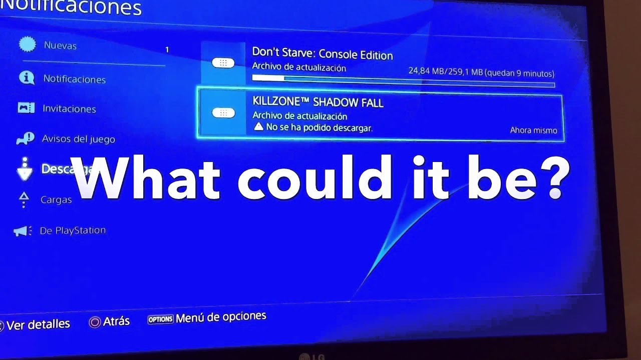 Playstation 4 Network Probleme