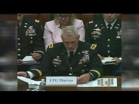 Army, Marine Corps Officials Testify Before House Armed Services Subcommittee
