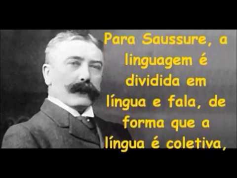 Dicotomias de Ferdinand de Saussure