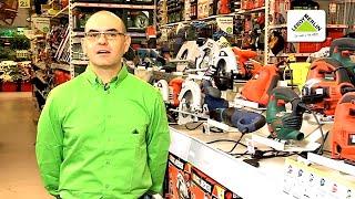 Cómo elegir sierras eléctricas - LEROY MERLIN