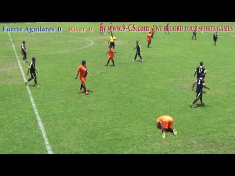 Sports filming services -Houston River plate vs Fuerte Aguilares june 11 2017 game