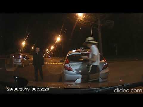 Таксисты города Северска